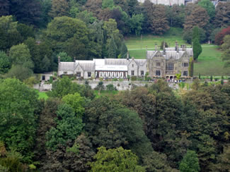 Cressbrook Hall